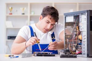 מעבדה מקצועית למחשבים ולסלולרי